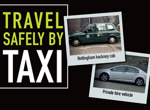 Travel safely by taxi – your rights as a passenger