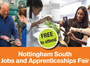 Nottingham South Jobs and Apprenticeships Fair