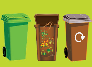 Sign up for free email bin collection reminders