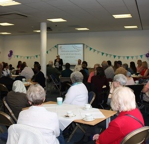 Volunteer celebration event