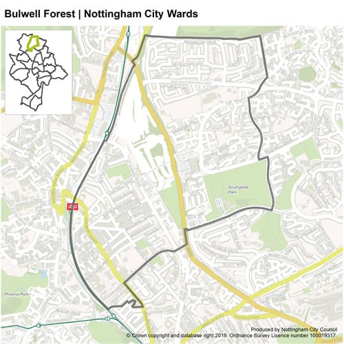 Bulwell Forest