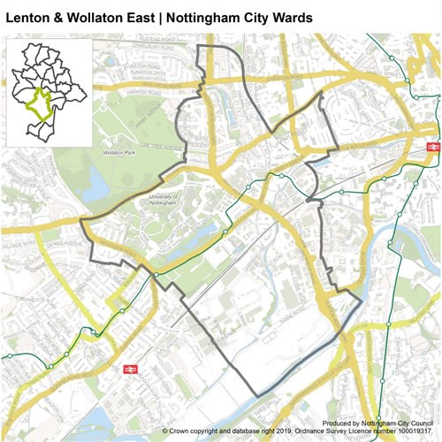 Lenton and Wollaton East