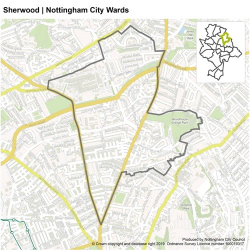 Sherwood Ward
