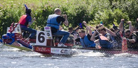 Closing date 28 July: Entries for Dragon Boat Challenge open