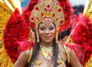 Nottingham Carnival: Sunday 20 August