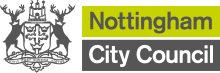 Image result for nottingham city council logo
