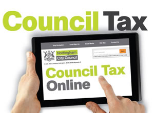 New and Improved - Manage your Council Tax Online