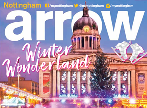 The Winter 2018 Nottingham Arrow is available now!