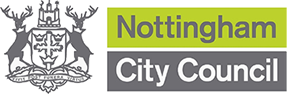 Nottingham City Counicl Logo