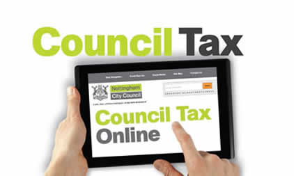 Manage your Council Tax online