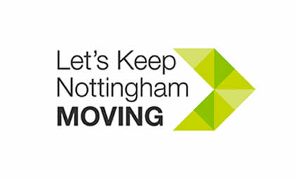 Let's Keep Nottingham Moving